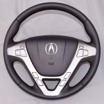 Acura MDX перетяжка руля кожей