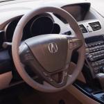 Acura MDX кожаный салон