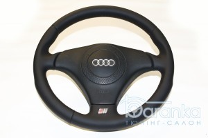 Audi A6/C4/C5/S-Line/TT - 70$: австрійська гладка шкіра