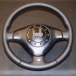 Audi S5 перешивка кожей