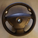 BMW 7 Е65 обшивка салона кожей