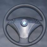 Перетяжка руля киев BMW E60