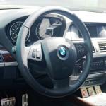 Перетяжка керма BMW X5 Київ