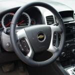 Chevrolet Captiva перетяжка руля