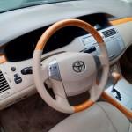 Toyota Avalon пертяжка руля і ручки кпп