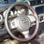Toyota FJ Cruiser перетяжка кожей