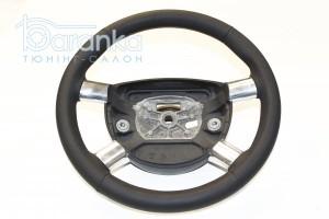 Ford Mondeo 3 - 1450 грн: німецька текстурна шкіра + вставки перфорації