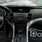 Honda Accord перетяжка торпедо
