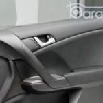 Honda Accord кожанные дверные карты