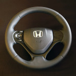 перетяжка салона Honda Civic 5D