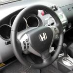 Honda Jazz перешивка руля недорого