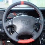 Honda Prelude перетяжка руля