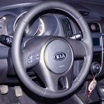 гладкий руль на KIA Cerato Київ