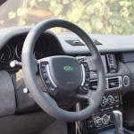 перетяжка руля на Land Rover
