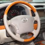 Lexus 470 руль зі шпоном