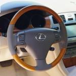 Lexus ES 330 пошив кожаных салонов Киев