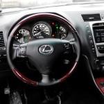 Lexus GS350 перетяжка руля киев