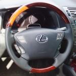Перетяжка руля Lexus LS 600