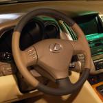 Lexus RX 300 ремонт салона