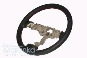 Mazda 3 / Mazda 6 - 1550 грн: австрійська гладка шкіра + вставки перфорації