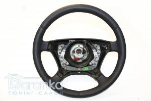 Mercedes 210 - 1350 грн: німецька текстурна шкіра