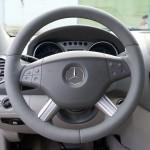 Mercedes Benz CLS 550 - потовщення і пом'якшення ободу в Києві