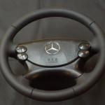 перетяжка салона Mercedes E-Class W211