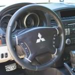 Mitsubishi Pajero Wagon перетяжка руля