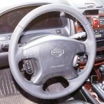 дизайн руля Nissan Maxima QX