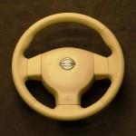 Nissan Note перешиття руля
