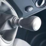 Nissan Qashqai перешивка рычага коробки передач перфорированной кожей