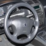 Перетяжка руля Peugeot 407
