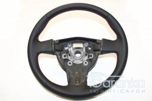 Seat Cordoba/Ibiza/Leon - 1450 грн: німецька текстурна шкіра + вставки перфорації