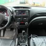 Subaru Forester ремонт салону
