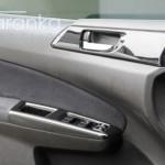 Subaru Forester перетяжка карт