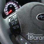 Subaru Forester перетяжка керма