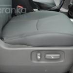 Toyota Prado перетяжка салону