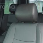 Toyota Prado обшивка сидінь шкірою