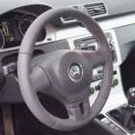 шкіряний руль на Volkswagen Passat B7