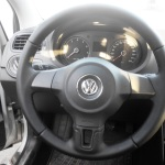 перетяжка руля шкірою в Києві на Volkswagen Polo