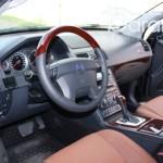 Volvo шкіряний руль