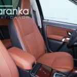 Volvo ремонт кожаных сидений киев